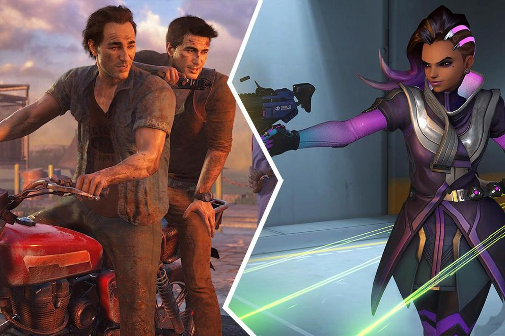 Video game of the year: 'Uncharted 4: A Thief's End' or 'Overwatch'?