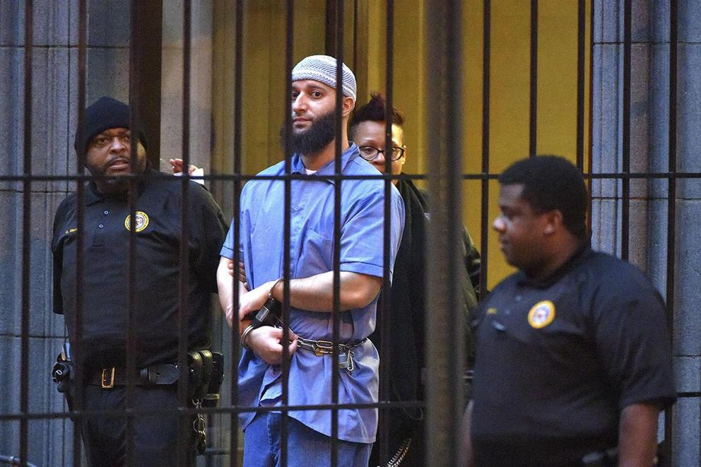 Do you believe Adnan Syed of 'Serial' was wrongly convicted of murder?