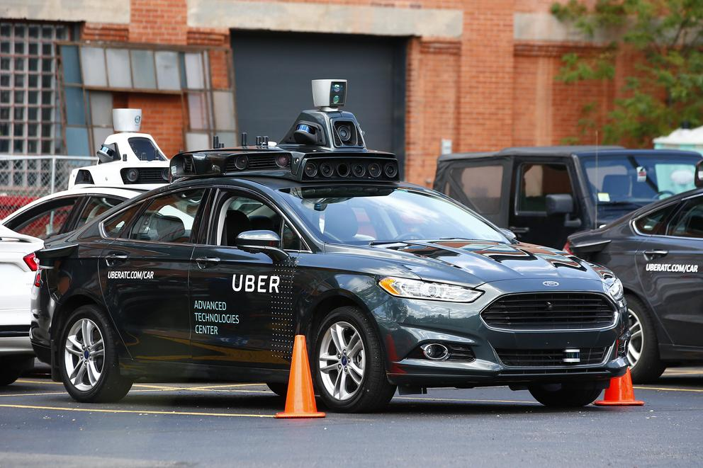 Uber is rolling out a driverless car service. Would you ride in a driverless car?