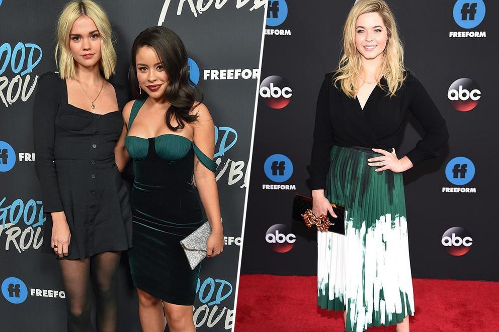 Which Freeform spinoff will dominate 2019: 'Good Trouble' or 'The Perfectionists'?
