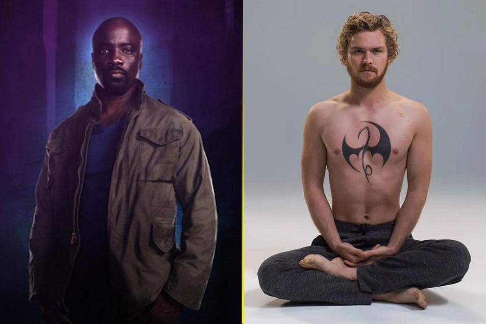 Ultimate Netflix superhero show: 'Luke Cage' or 'Iron Fist'?