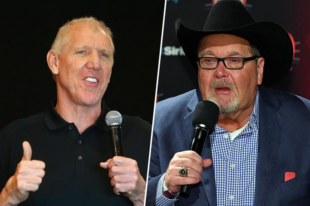 Who do you want narrating your life: Bill Walton or Jim Ross?