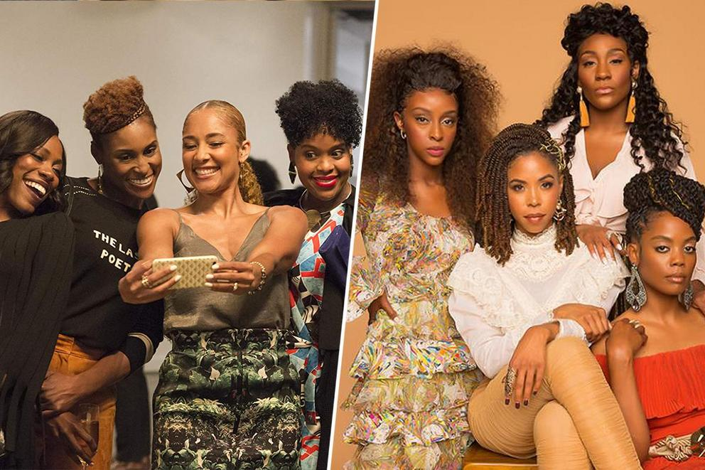 Favorite girl power series: 'Insecure' or 'Sistas'?