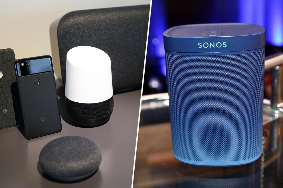 Which speaker is best: Google or Sonos?