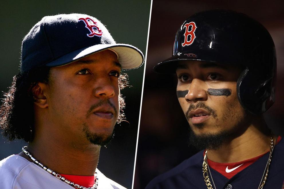 Pedro Martinez vs. Mookie Betts: Who would win in this MLB dream matchup?