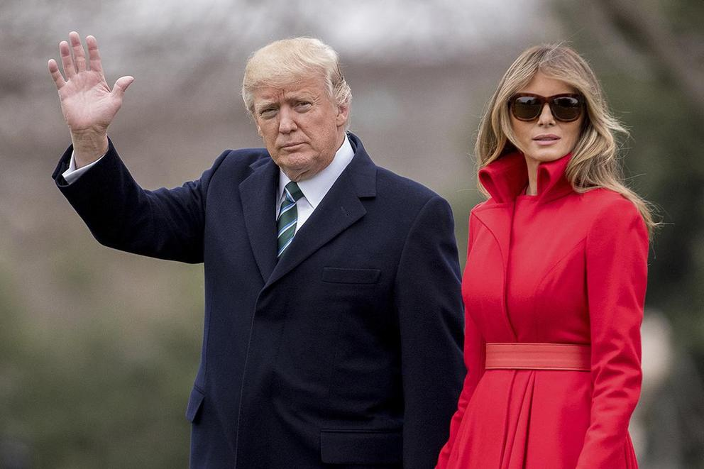 Does Melania Trump need to move to the White House?