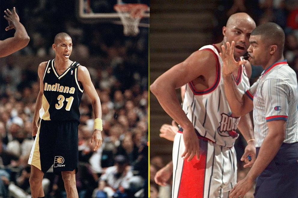 Best NBA trash talker: Reggie Miller or Charles Barkley?