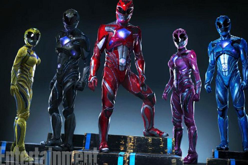 First look at 'Power Rangers' movie costumes