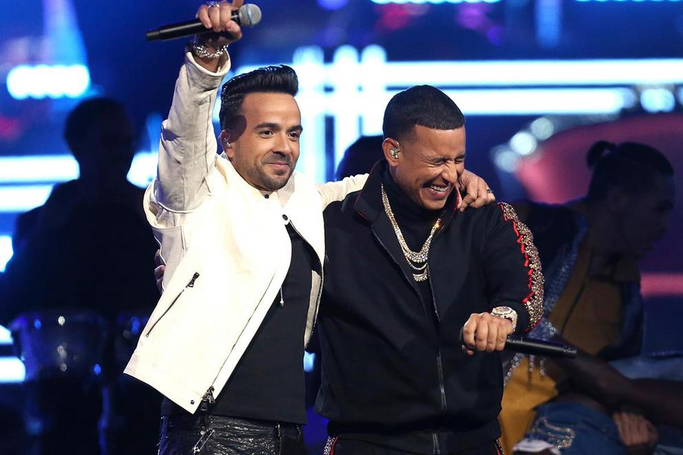 Hot Latin Songs Artist of the Year, Male: Daddy Yankee or Luis Fonsi?
