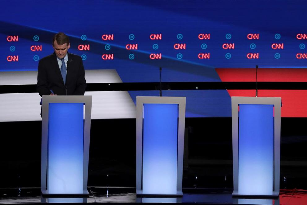 Are the Democratic debate standards unfair?