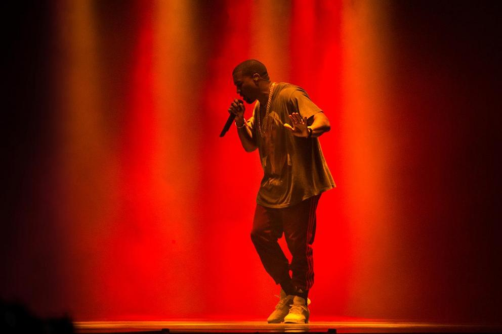 Has Kanye West finally lost it?