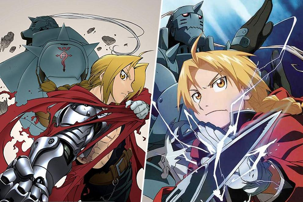 Best 'Fullmetal Alchemist' series: the original or 'Brotherhood'?
