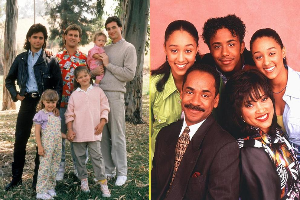 Best sitcom only '90s kids would remember: 'Full House' or 'Sister, Sister'?