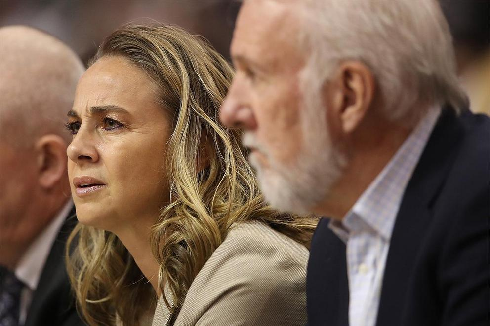Is the NBA ready for a female head coach?