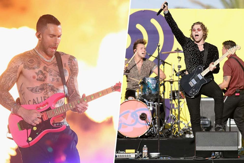 2019 iHeartRadio Best Duo/Group of the Year: Maroon 5 or 5 Seconds of Summer?