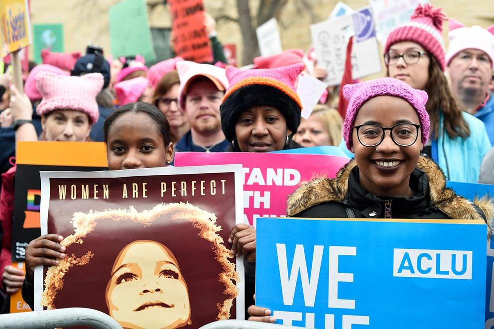 Will you be attending the Women's March?