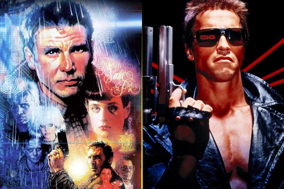 Best futuristic franchise: 'Blade Runner' or 'The Terminator'?