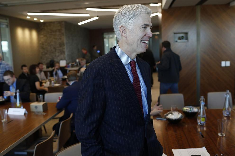 Is Neil Gorsuch a good pick for the Supreme Court?