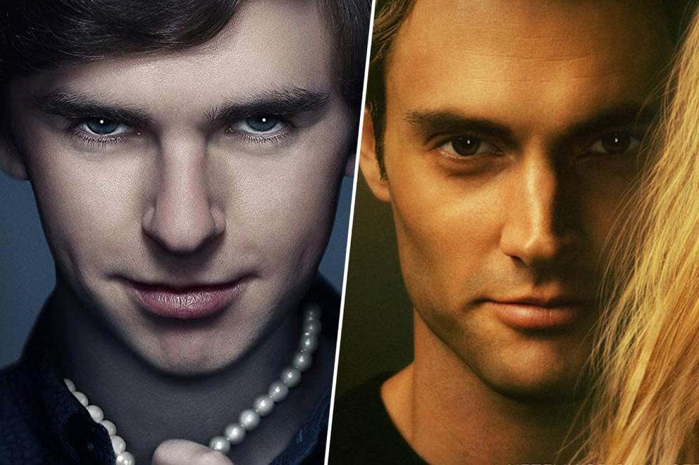 Which show has the creepier lead character: 'Bates Motel' or 'You'?