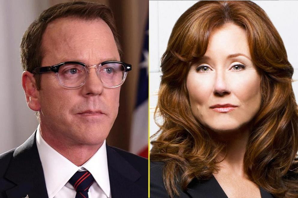 Greatest TV president of all time: Tom Kirkman or Laura Roslin?