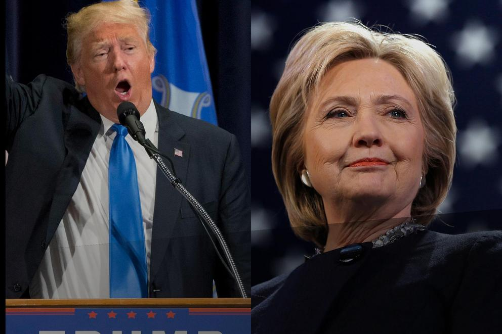 If Clinton and Trump sweep the Northeast, are the primaries basically over?