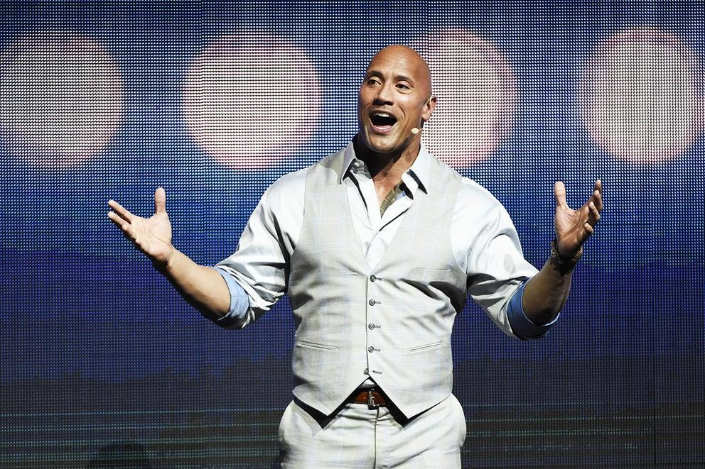 Should Dwayne 'The Rock' Johnson run for president?