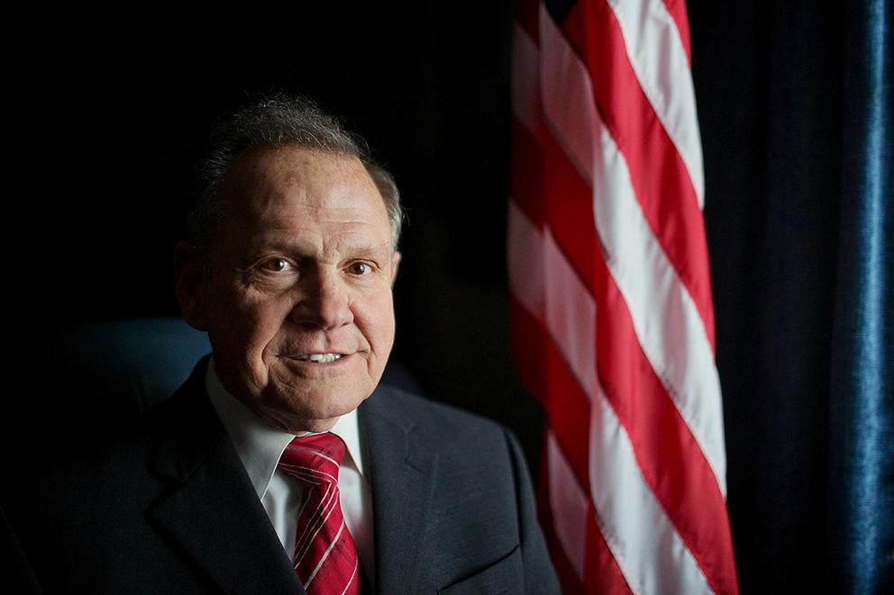 Should Roy Moore drop out of the Alabama Senate race?