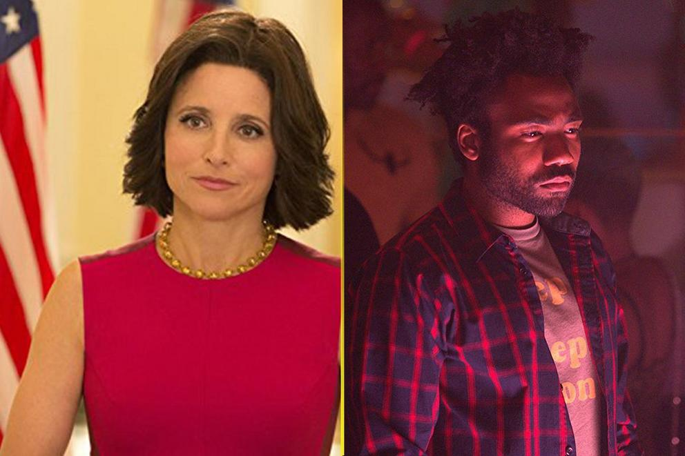 Outstanding Comedy Series: 'Veep' or 'Atlanta'?