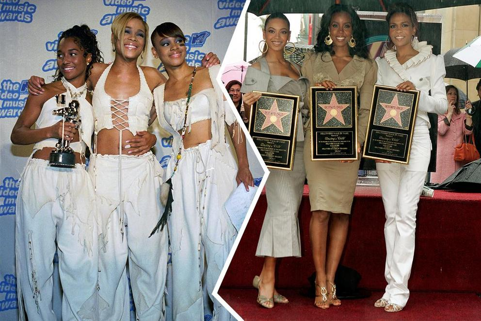 Best American girl group: TLC or Destiny's Child?