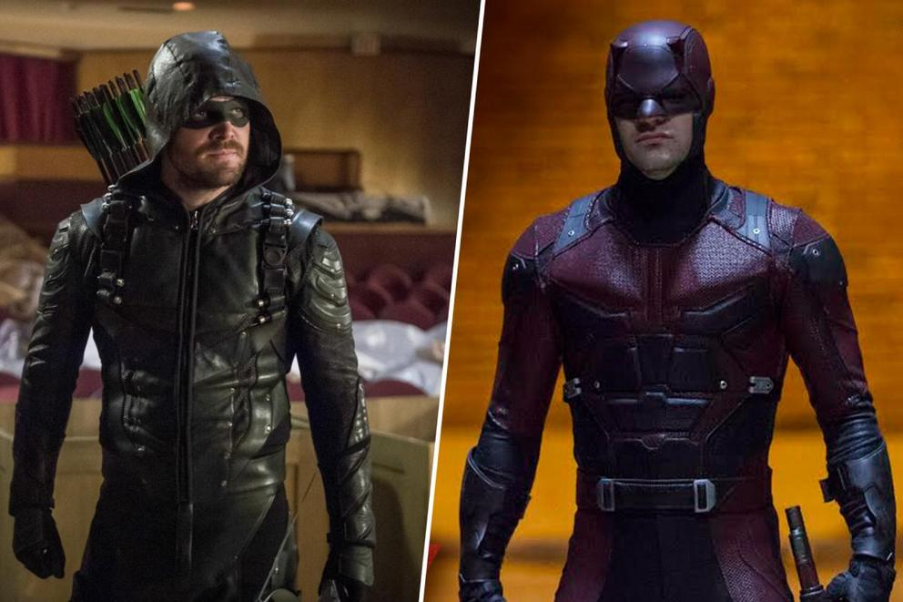 Ultimate '10s superhero show: 'Arrow' or 'Daredevil'?