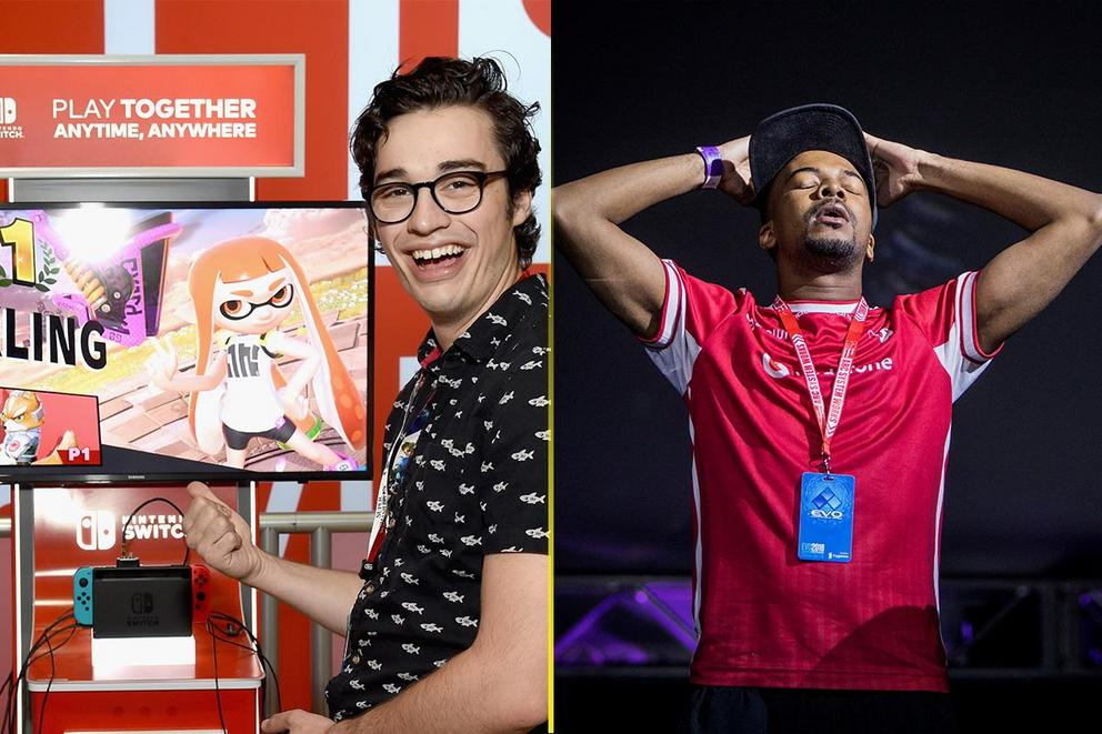 Most entertaining competitive fighting game: 'Street Fighter' or 'Super Smash Bros.'?