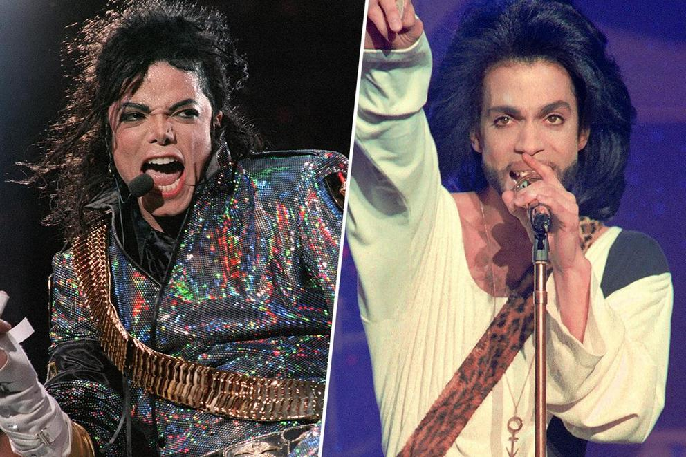 More iconic pop legend: Michael Jackson or Prince?
