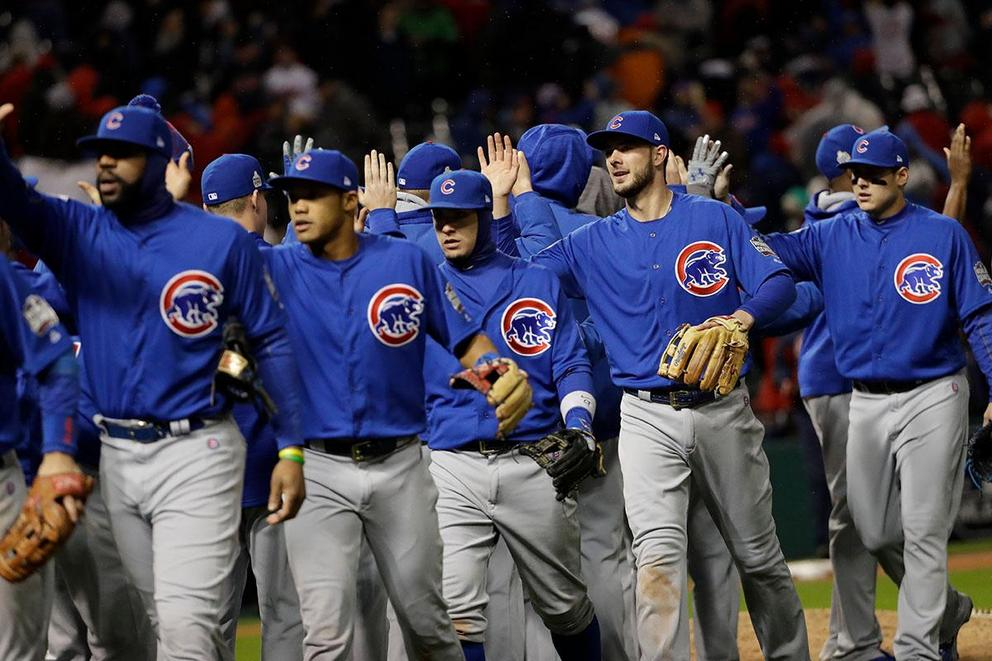 Are the Chicago Cubs going to choke?