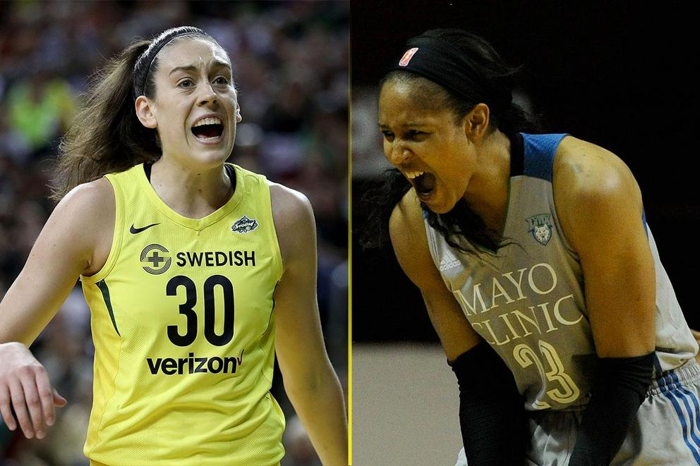 Who's the best WNBA player: Breanna Stewart or Maya Moore?