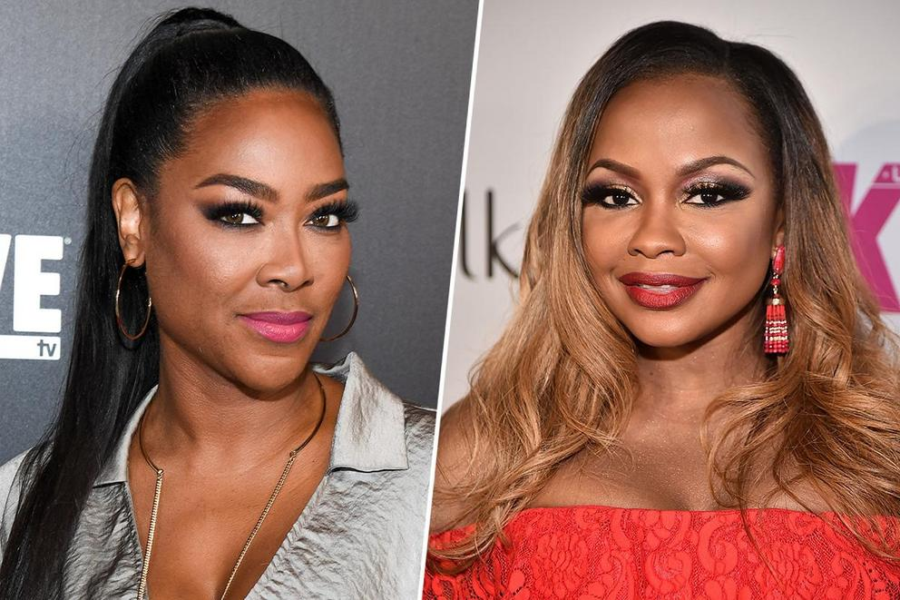 Which 'RHOA' star do you miss more: Kenya Moore or Phaedra Parks?