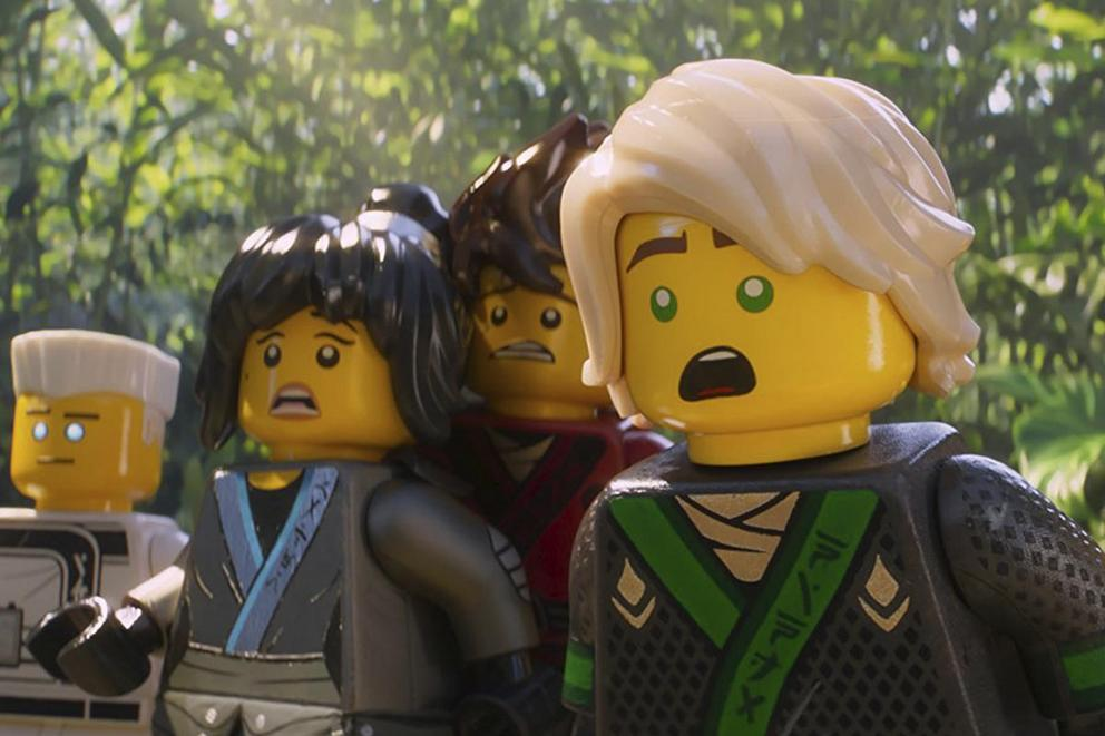 Does 'The LEGO Ninjago Movie' live up to the hype?