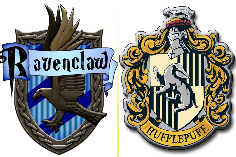 Which 'Harry Potter' house is the most underrated: Ravenclaw or Hufflepuff?