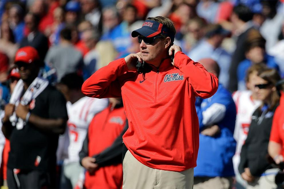 Did Ole Miss coach Hugh Freeze deserve to be fired?