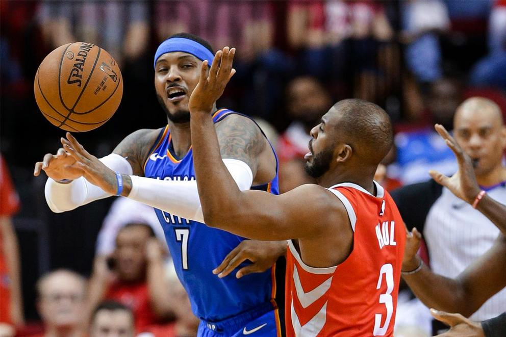 Will Carmelo Anthony make the Houston Rockets worse?