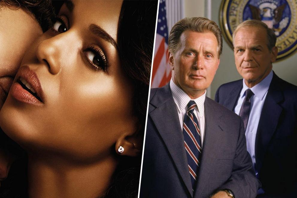 Best Political TV Show: 'Scandal' or 'The West Wing'?