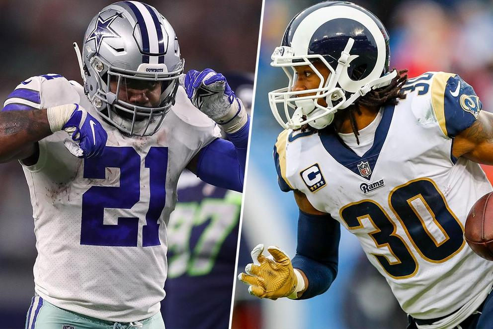 Which team will advance to the NFC Conference Championship: Cowboys or Rams?