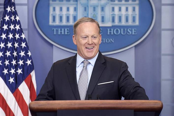 Should Sean Spicer do 'Dancing With The Stars'?