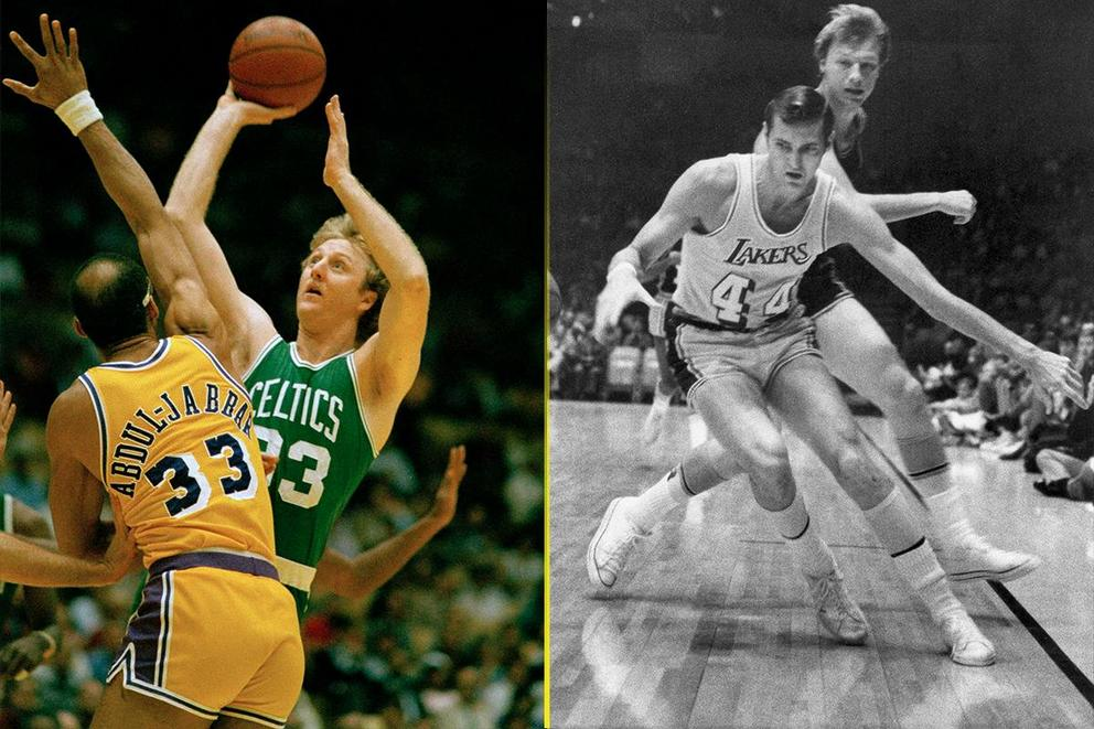 Most clutch NBA player: Larry Bird or Jerry West?