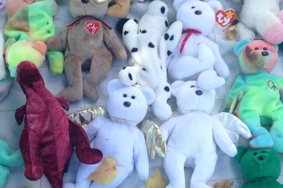 Would you ever sell your old Beanie Babies?