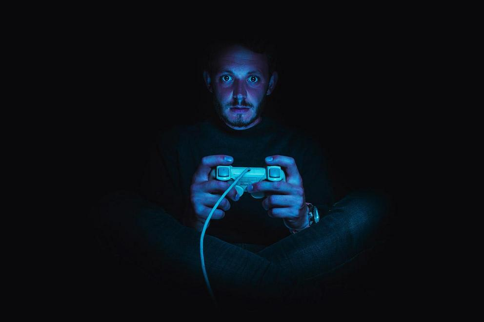 Do violent video games lead to violence in real life?