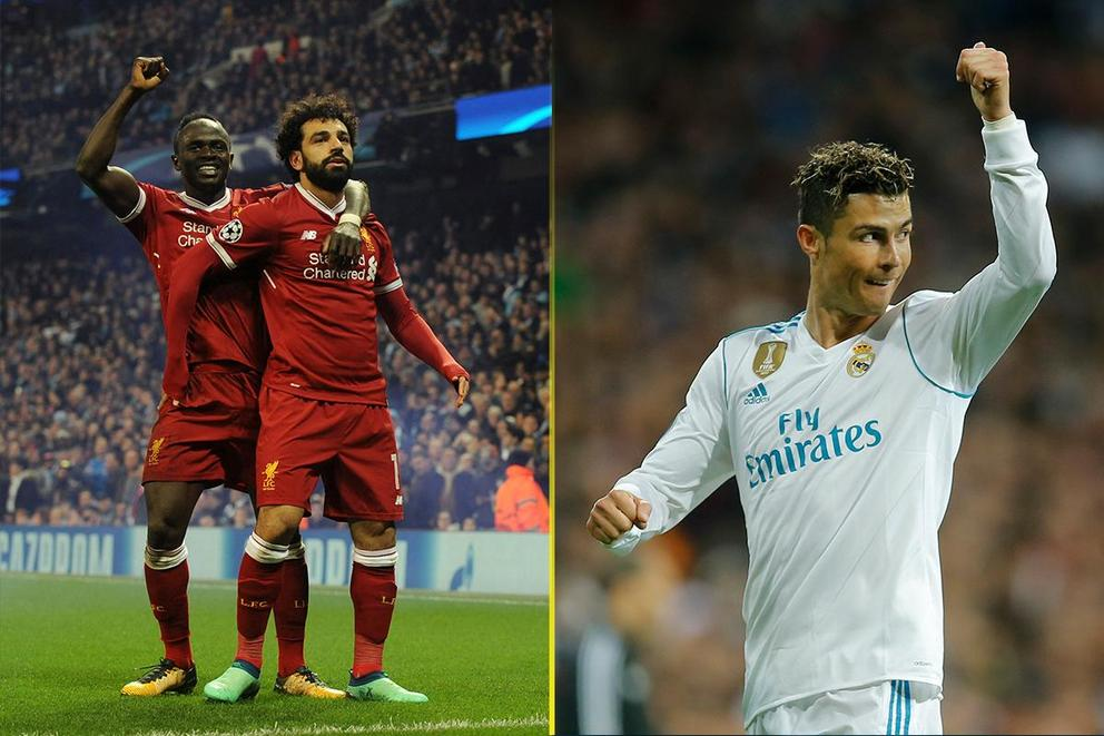 Liverpool vs. Real Madrid: Who will win the Champions League?