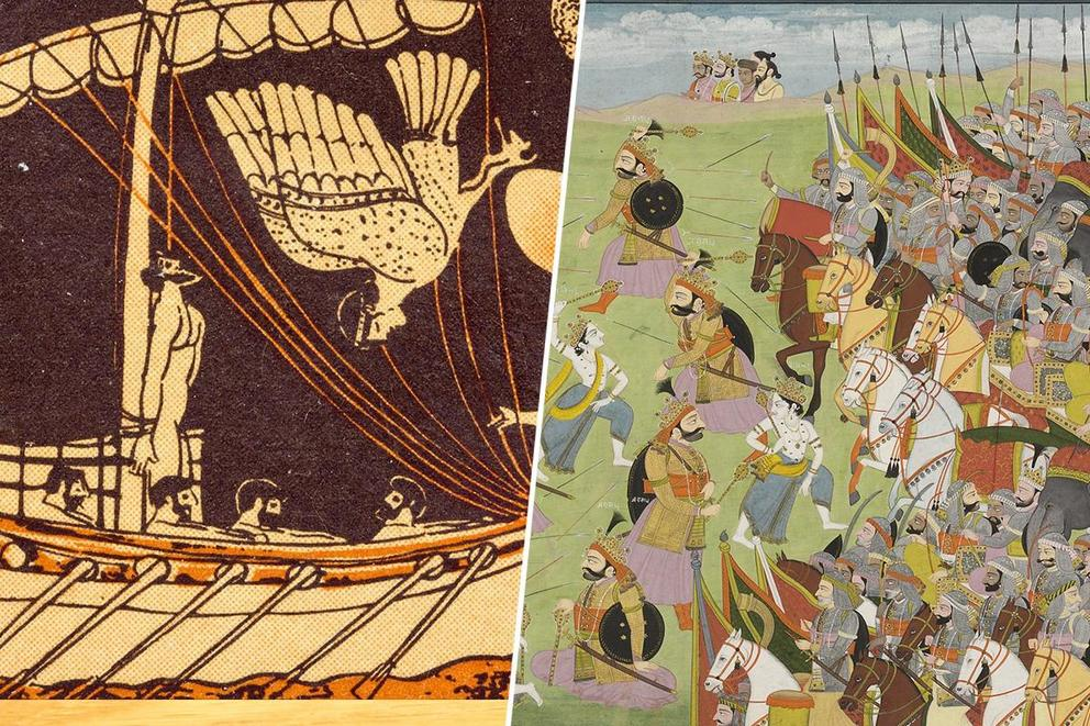 Greatest epic of world literature: 'Odyssey' or 'Mahabharata'?