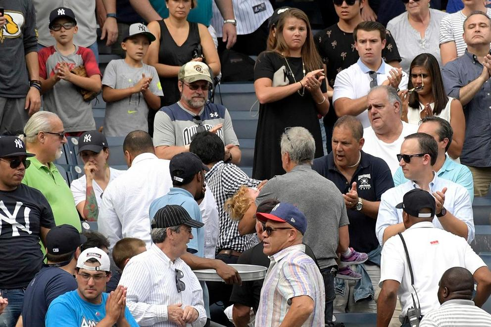 Should MLB extend safety netting in all stadiums?