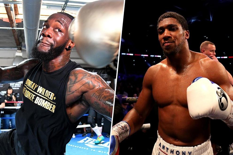 Deontay Wilder vs. Anthony Joshua: Who would win boxing's heavyweight mega-fight?