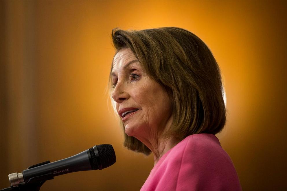 Does Nancy Pelosi deserve to be the new Speaker of the House?